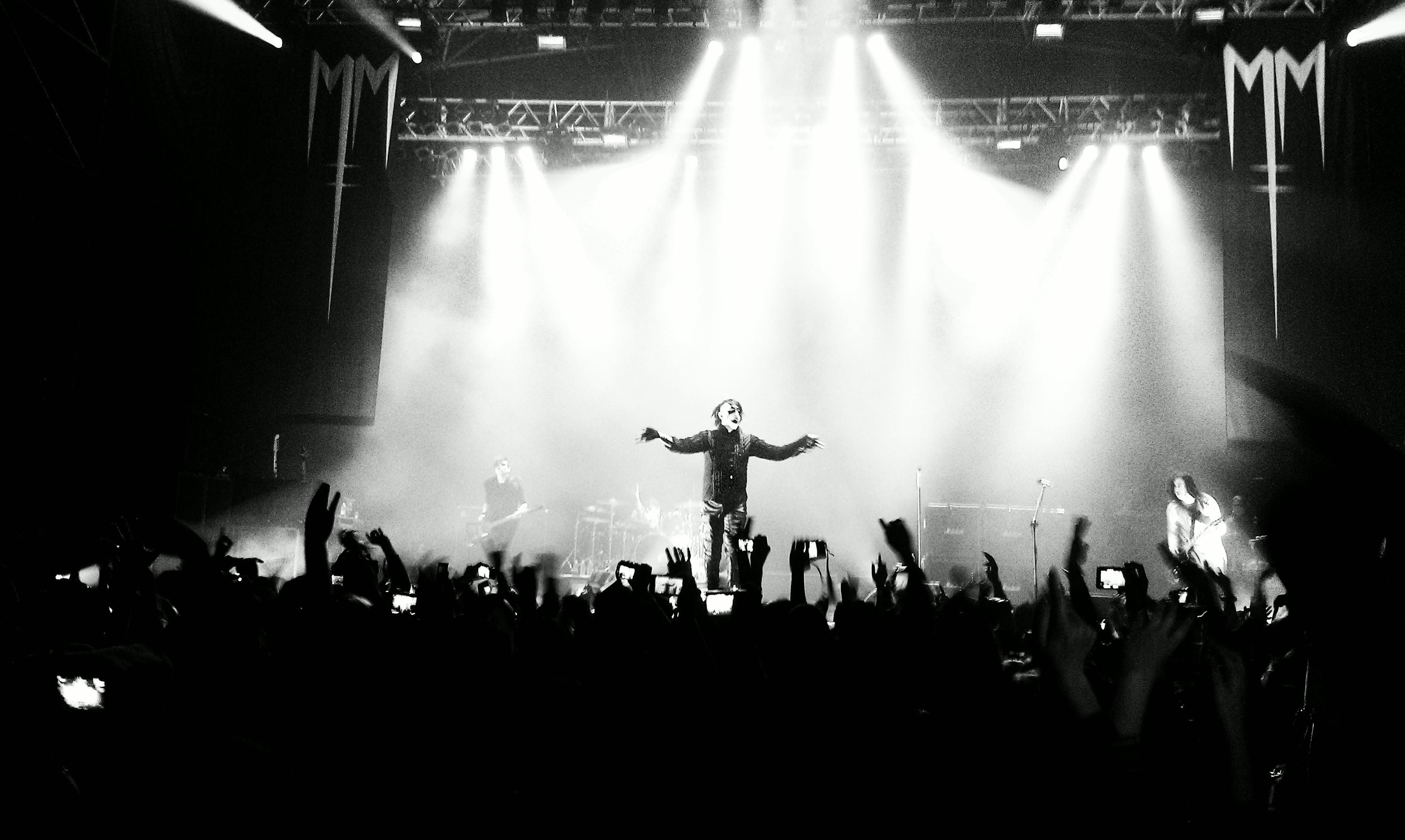 Marilyn Manson Guitar Chords Guitar Tabs And Lyrics Album From Chordie