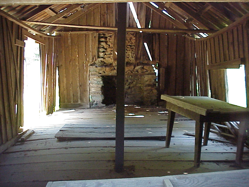 Description Mark Twain Cabin Interior MVC