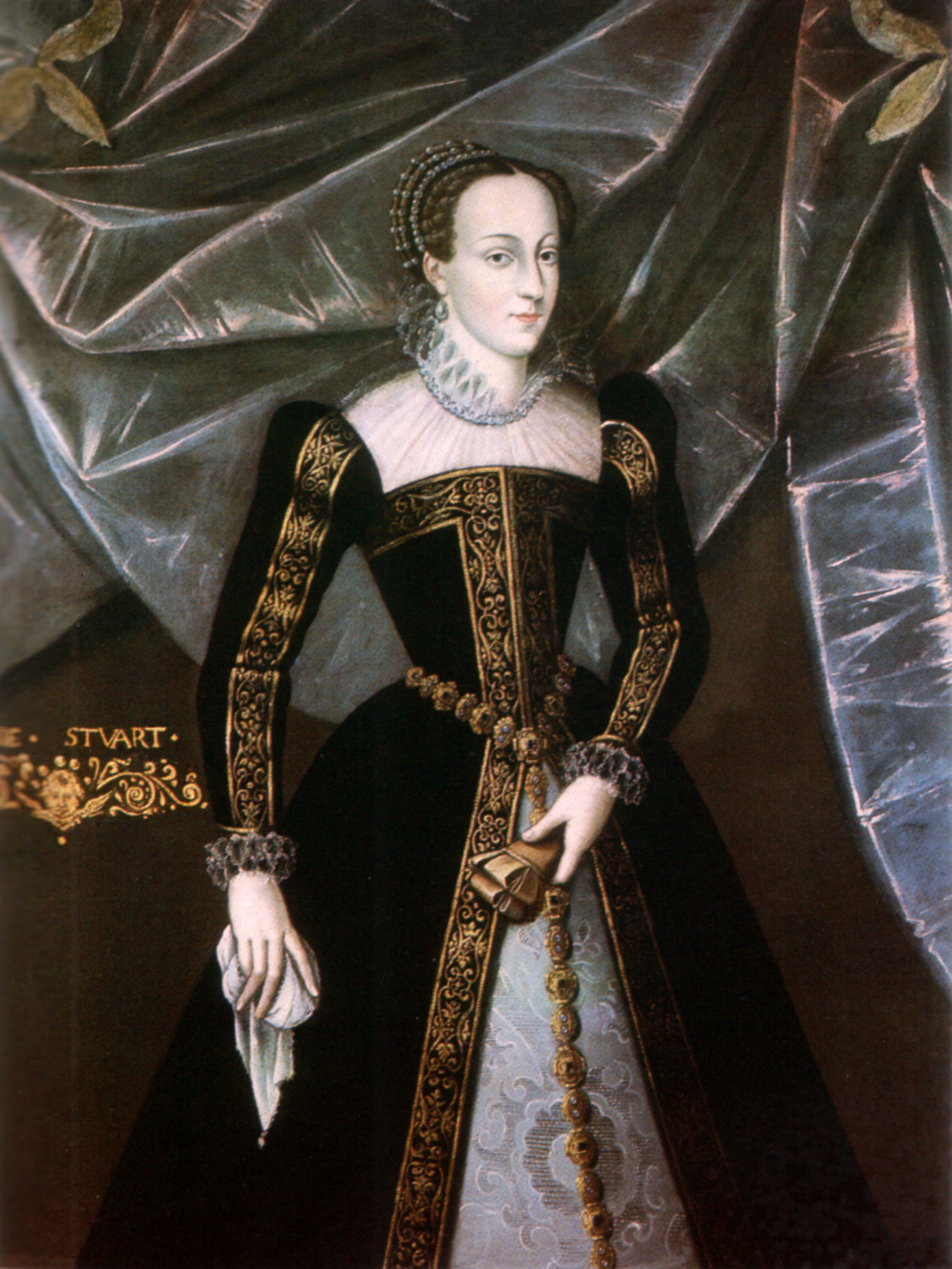 File:Mary Queen of Scots Blairs Museum.jpg - Wikipedia, the free ...