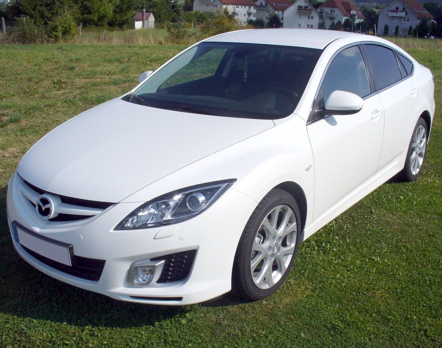 File Mazda 6 Gh Sport Dynamic Jpg Wikimedia Commons