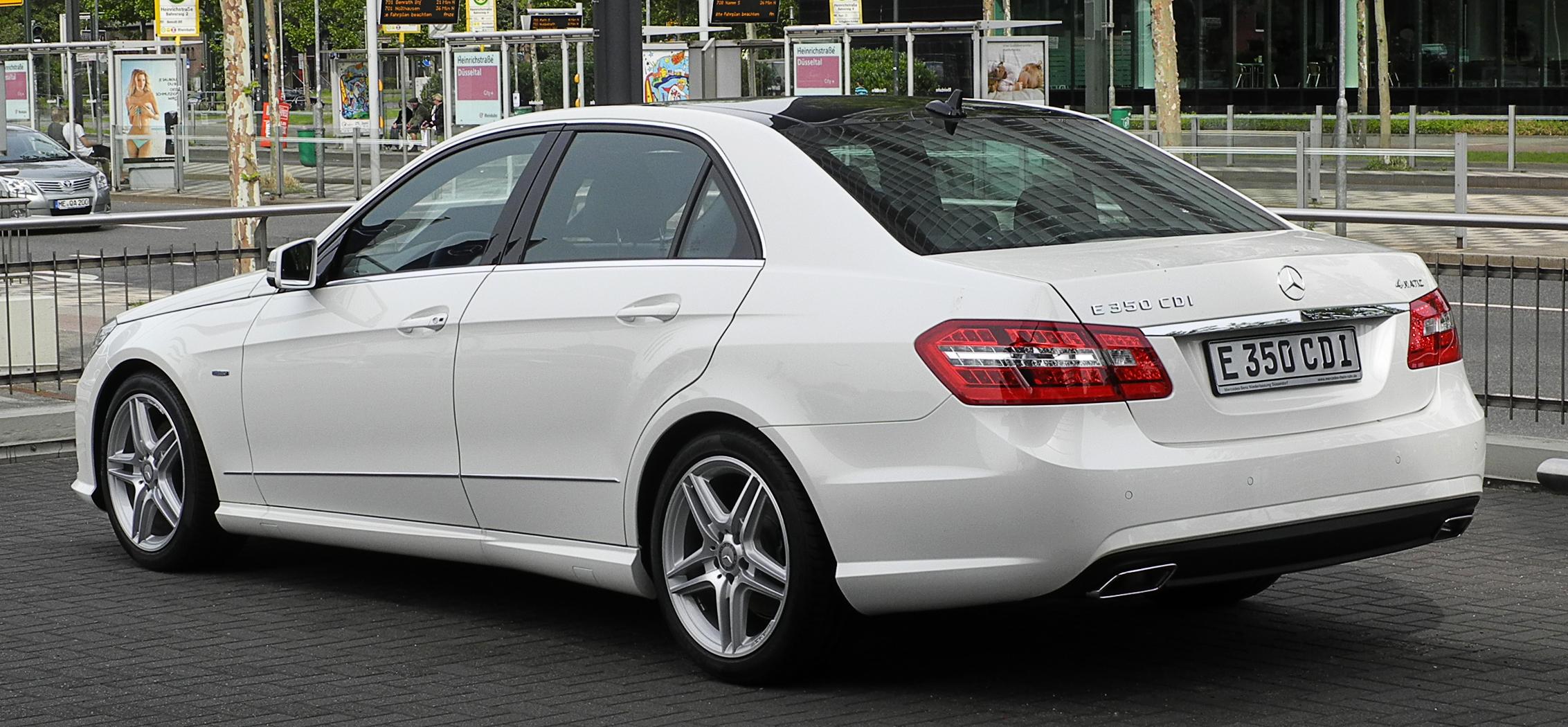 File Mercedes Benz E 350 Cdi Blueefficiency 4matic