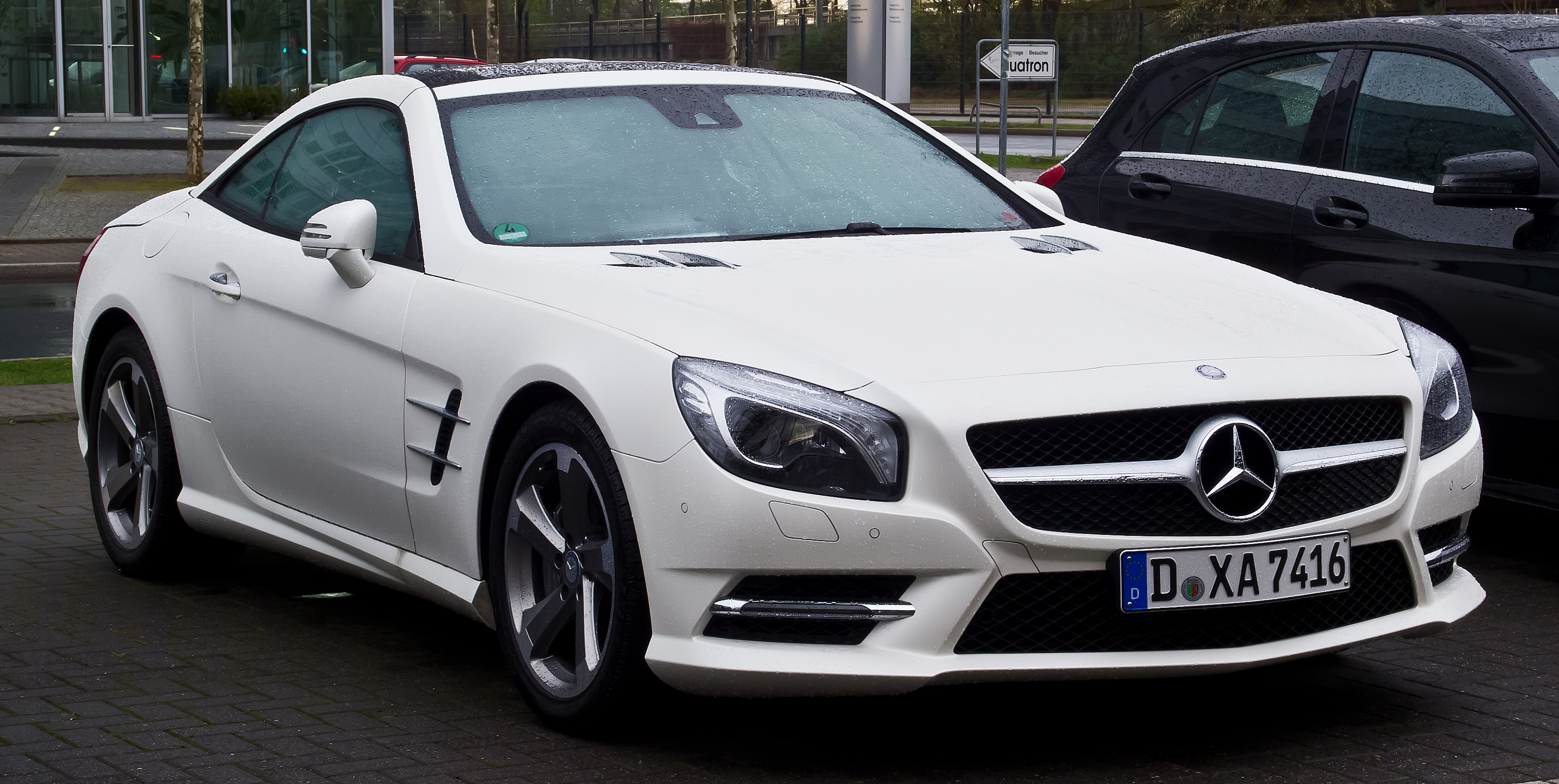 Image Gallery 2014 Mercedes Sl 350