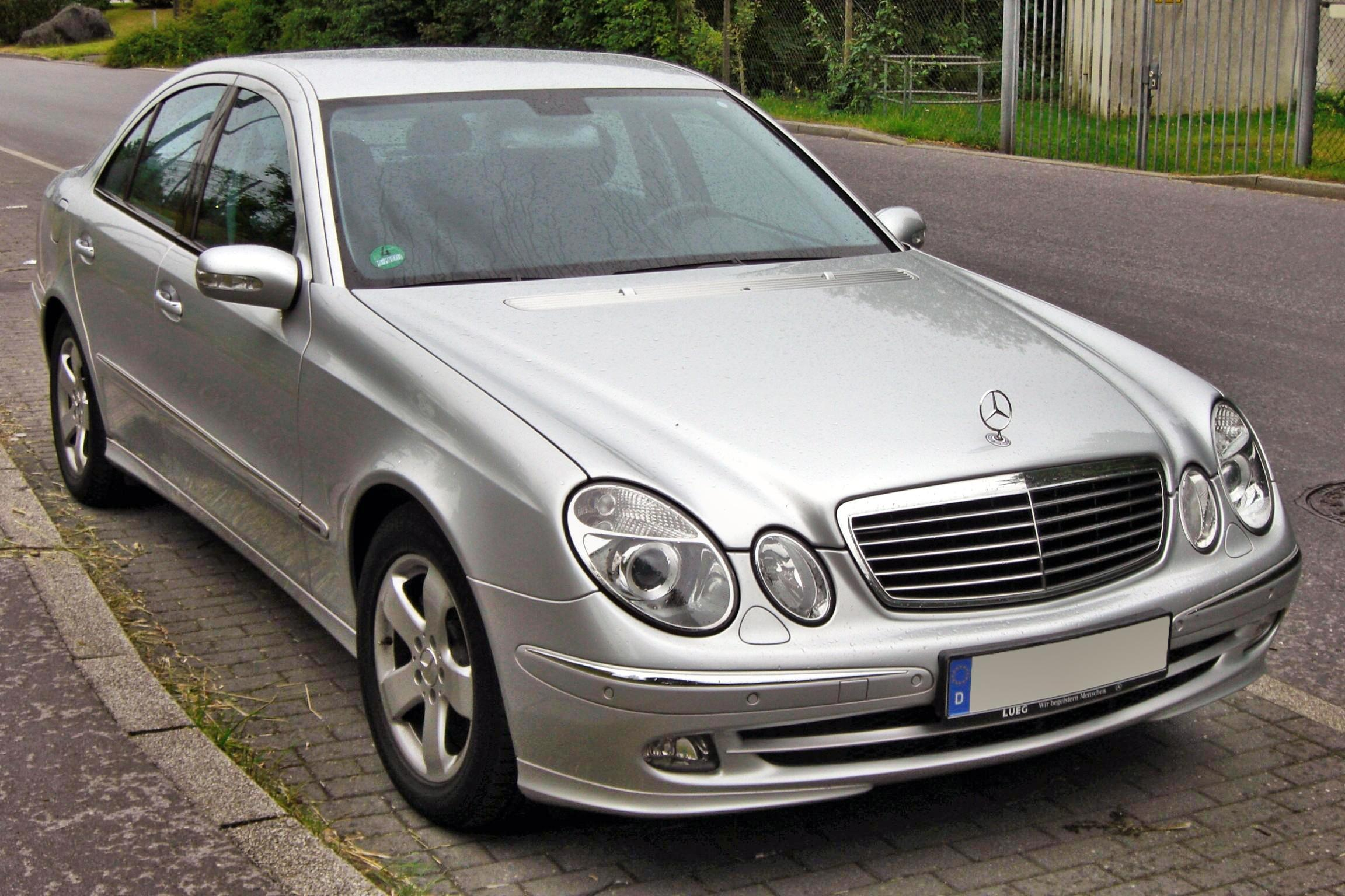 What Model Is A  Mercedes Clk