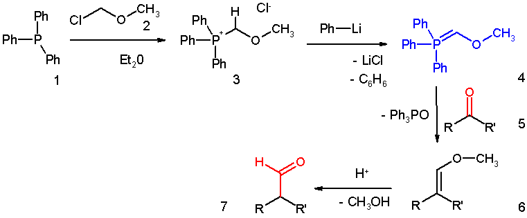 Methoxymethylenetriphenylphosphine Wikipedia
