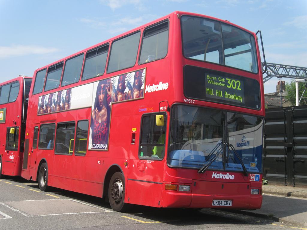File Metroline Bus Vp517 Lk04 Crv 2004 Volvo B7tl