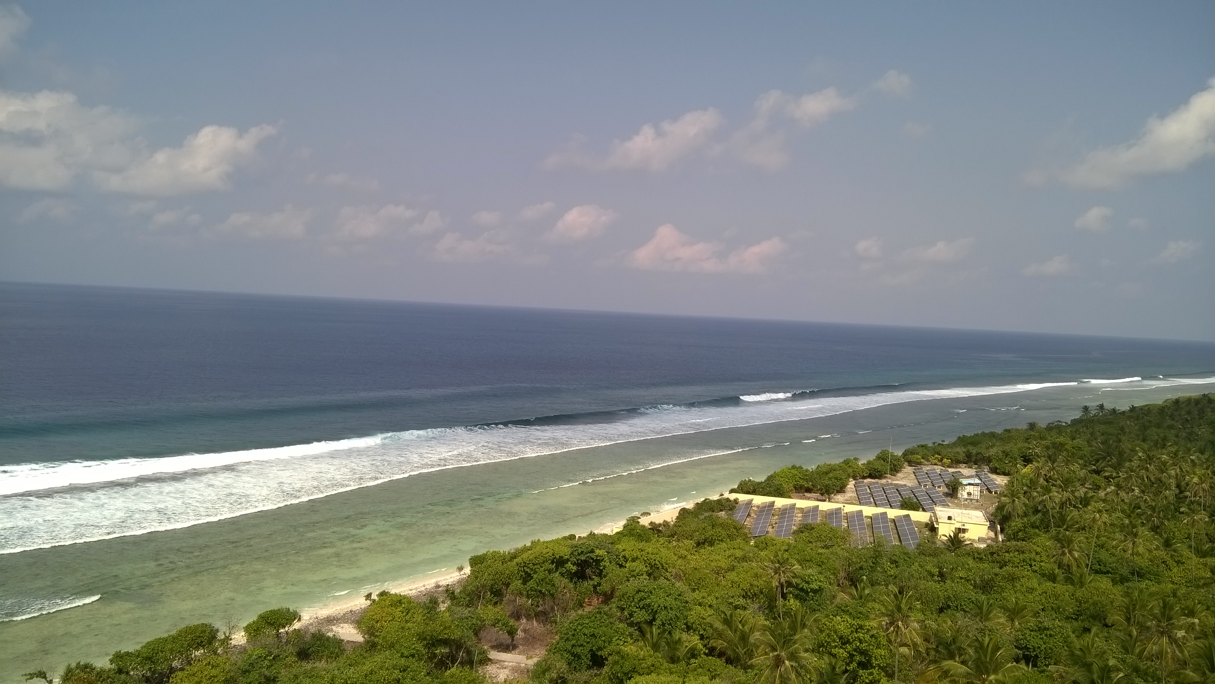 A beautiful click of Minicoy Island which is one of the top attractions in Lakshadweep