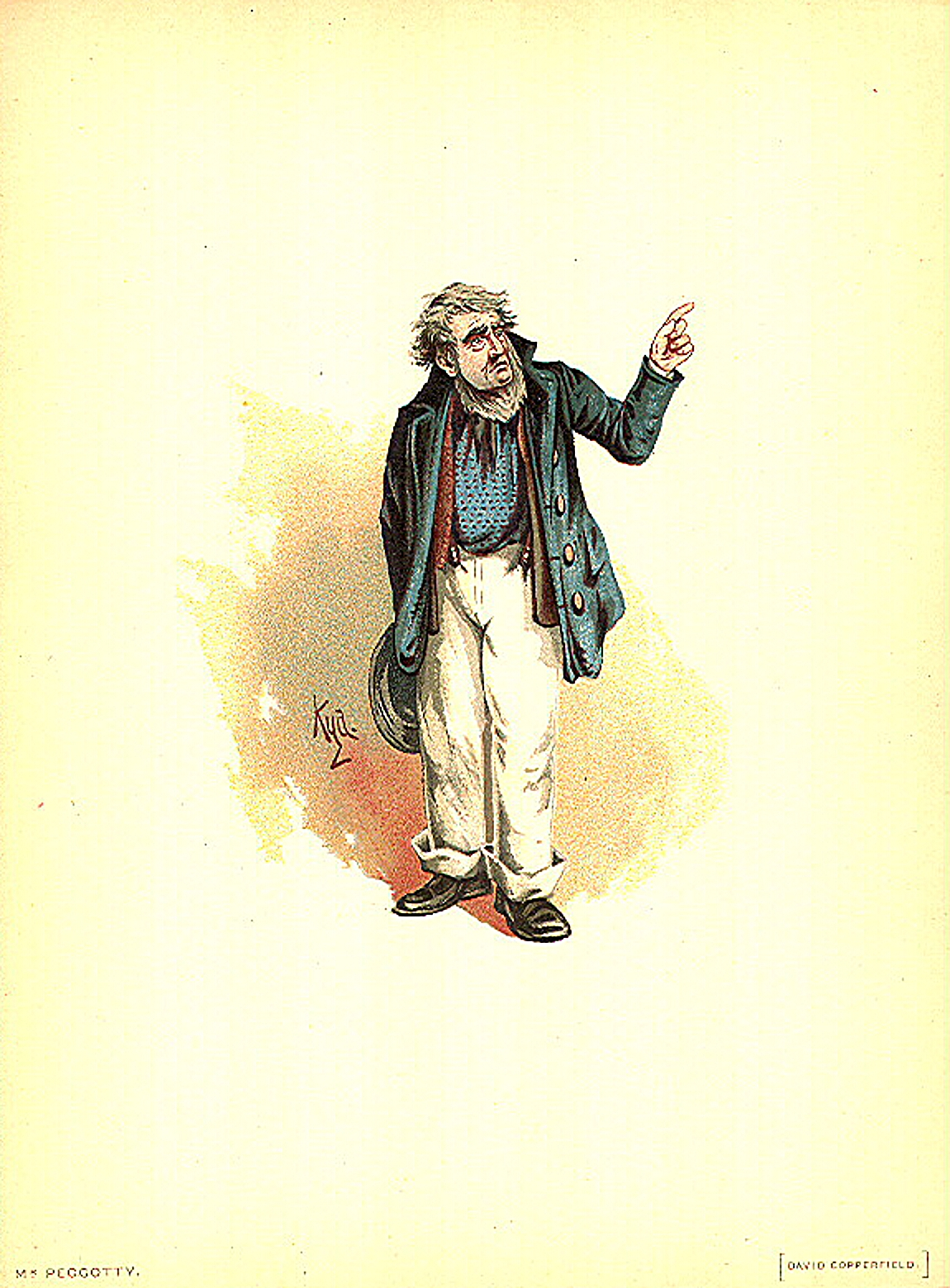 david copperfield character sketch mr David copperfield, pip, and mr pickwick are  and so close to real life that the person on whom the sketch was based suffered from  irony, and language play.