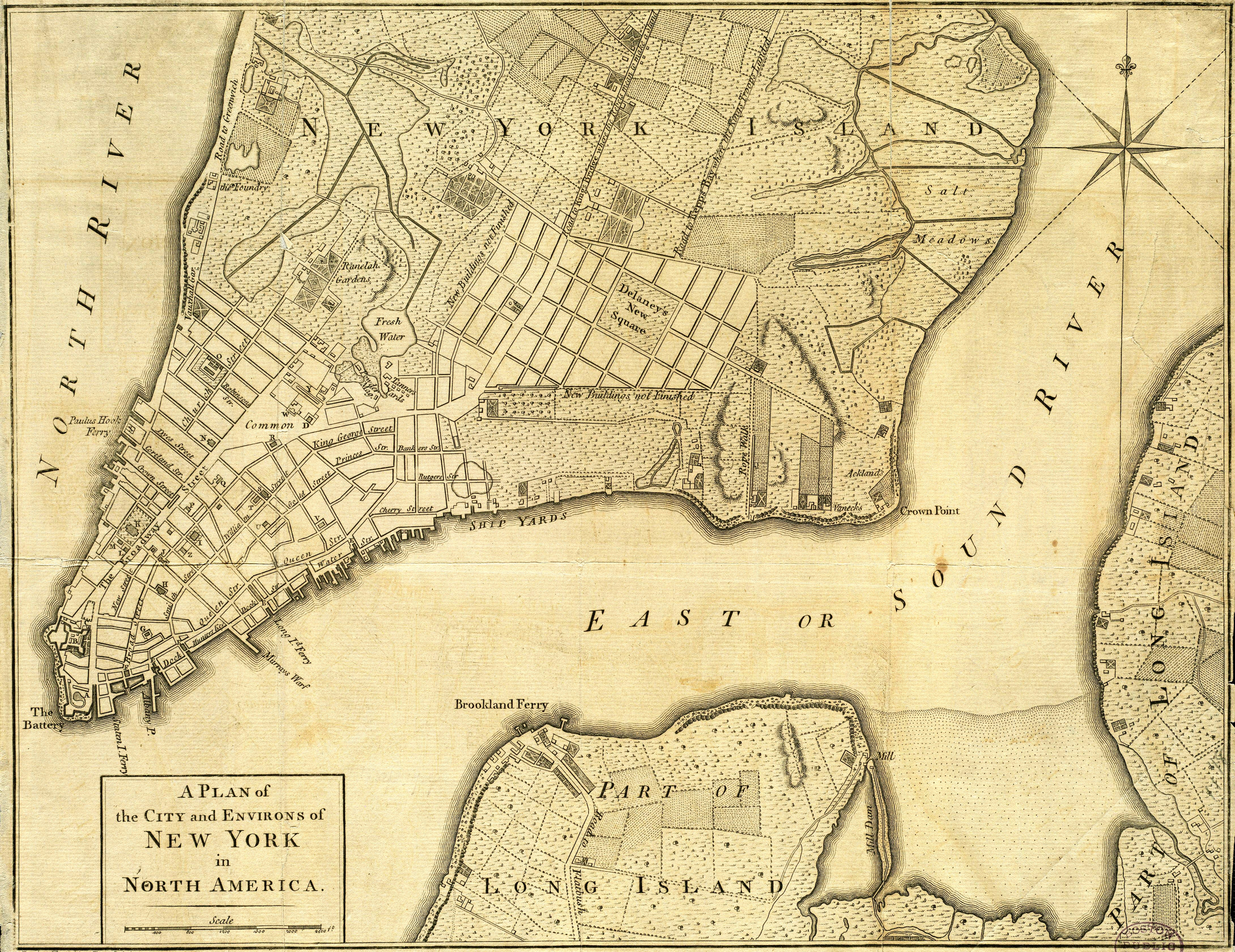 Early E. Hudson Trails (N/NE) Broadway/Albany PR - Boston PR