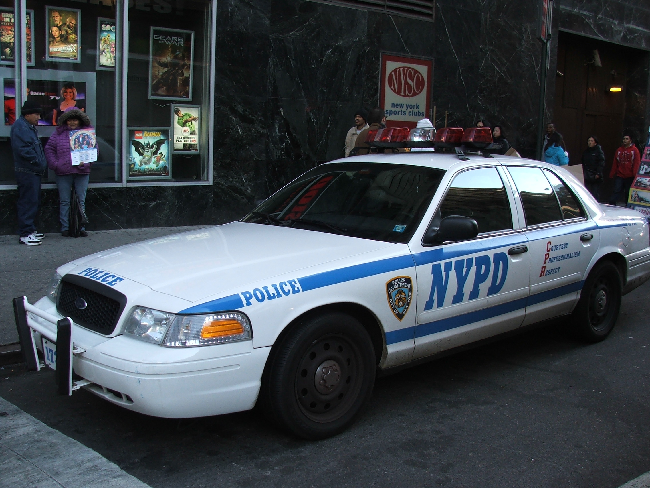 WIP NYPD Yard 1 Cars - Vehicle Modifications Showroom ...