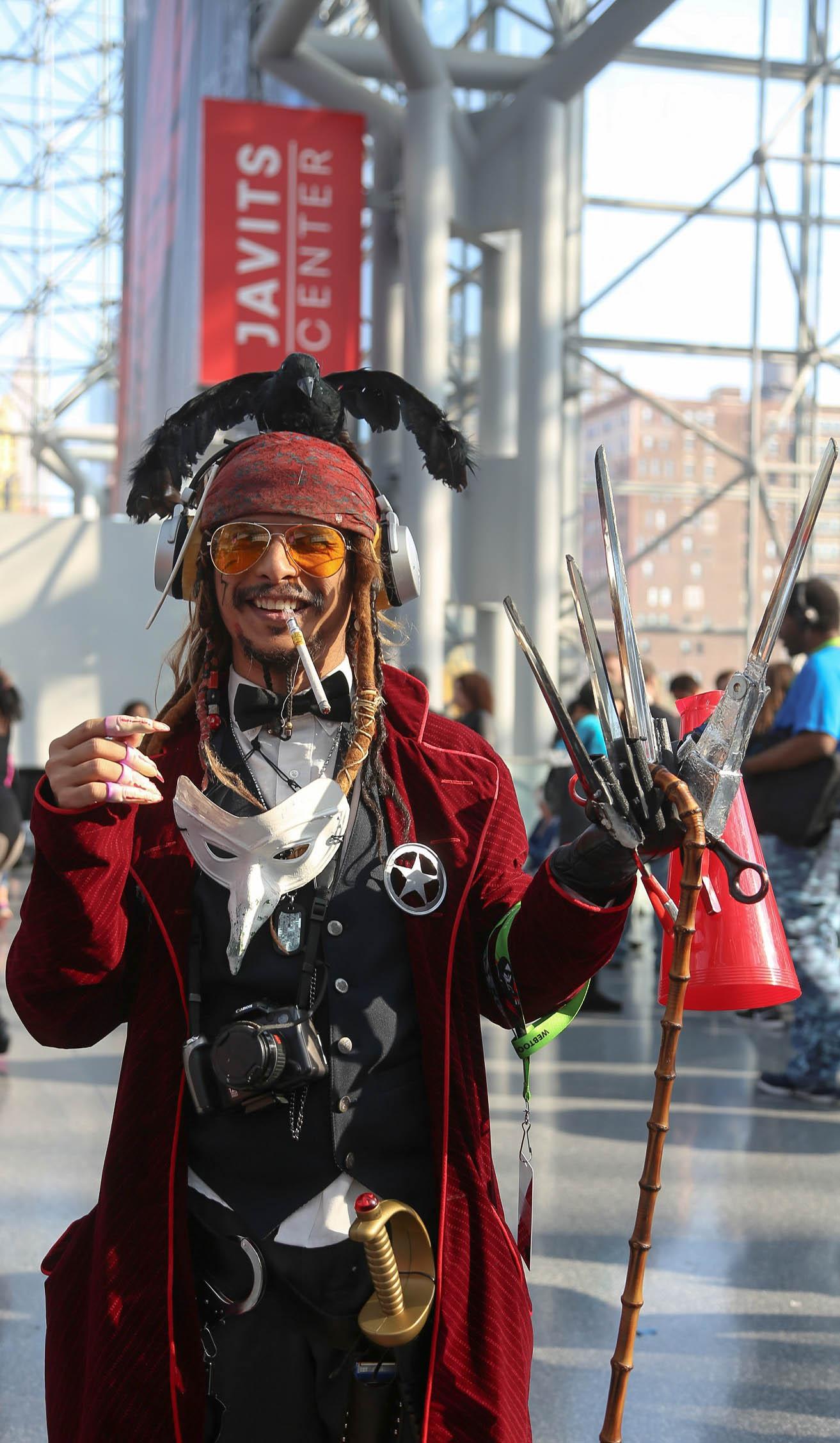 Filenew York Comic Con 2015 Johnny Depp Characters 22020539176