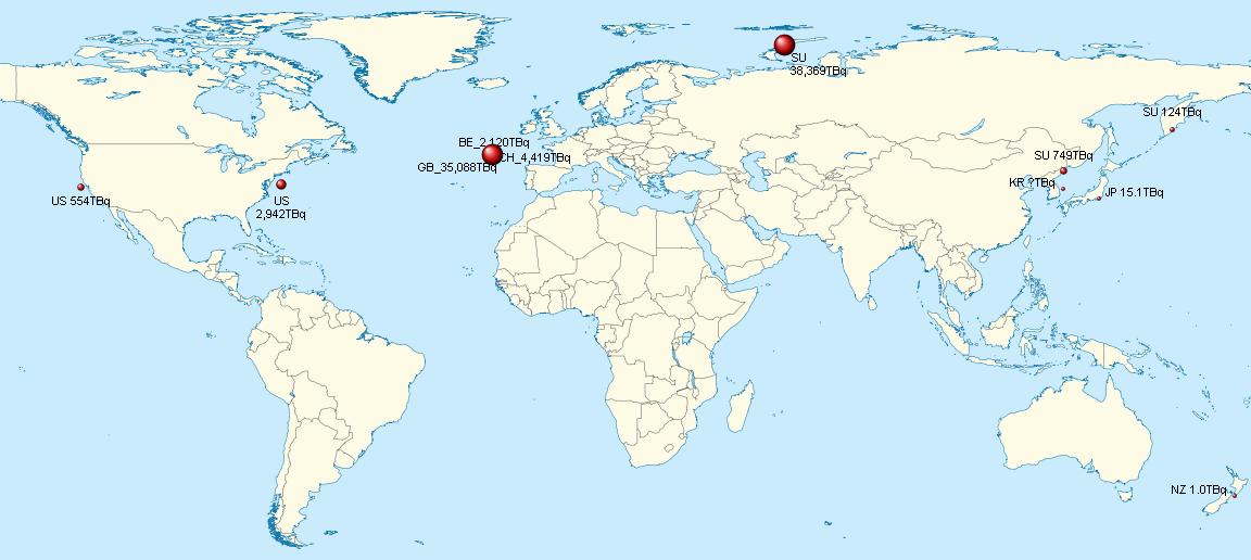 Ocean disposal of radioactive waste Wikiwand
