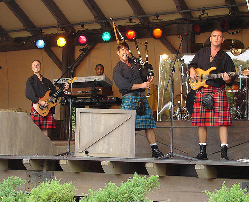 Image result for epcot canada band off kilter