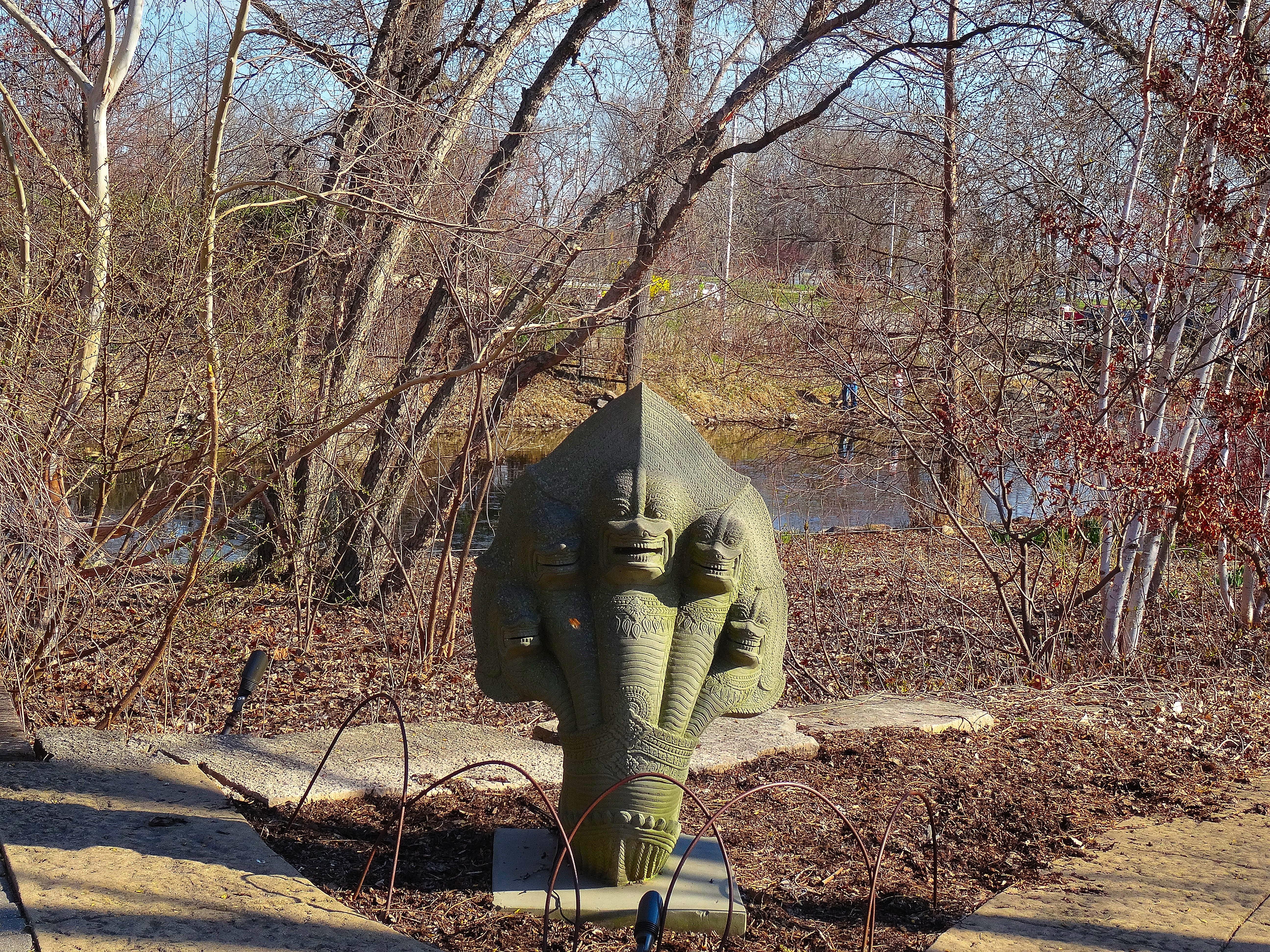 File:Olbrich Botanical Gardens- Stone Tablets - panoramio.jpg ...
