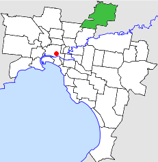 Shire of Diamond Valley Local government area in Victoria, Australia