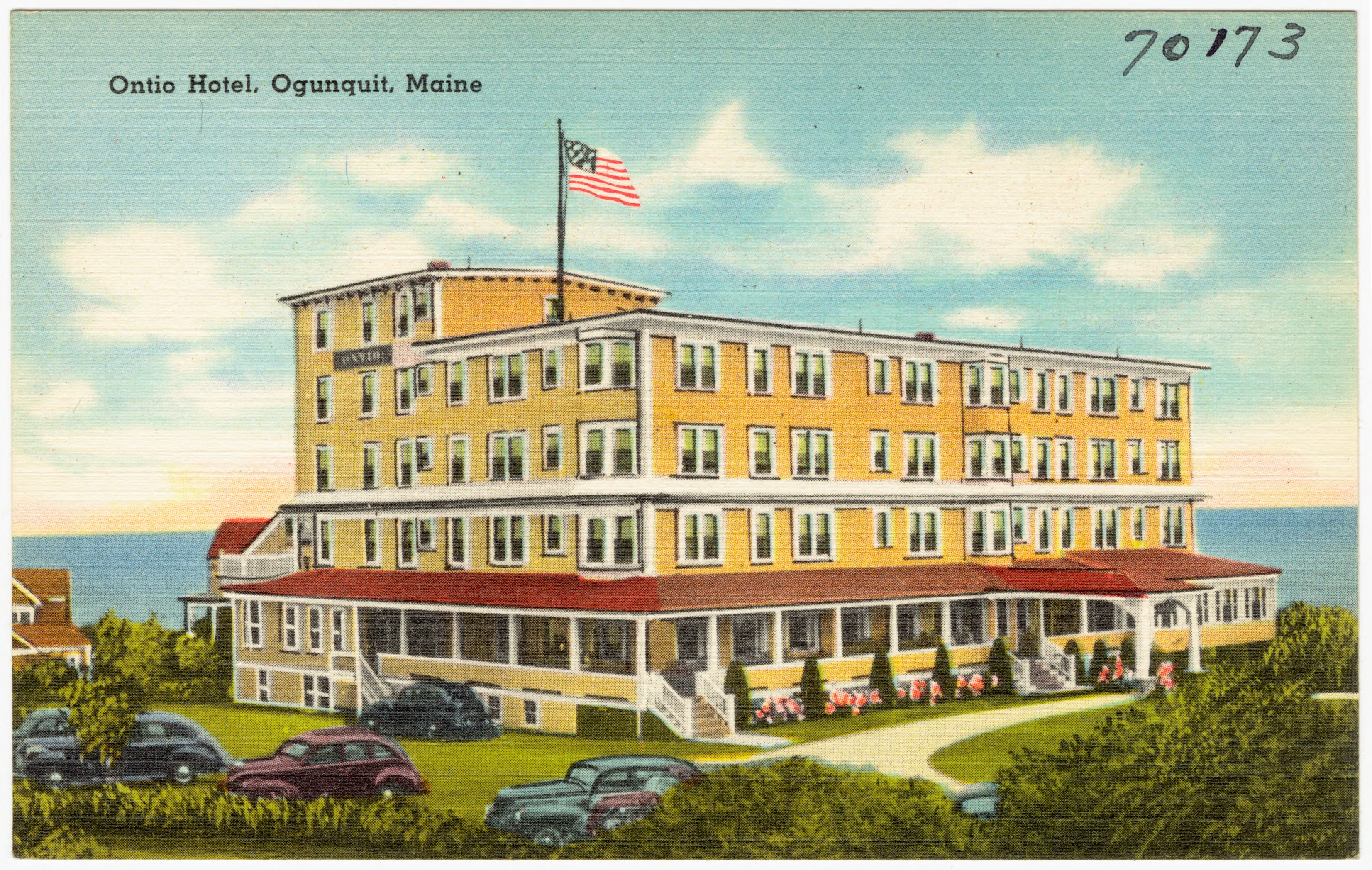 Maine Hotels And Resorts