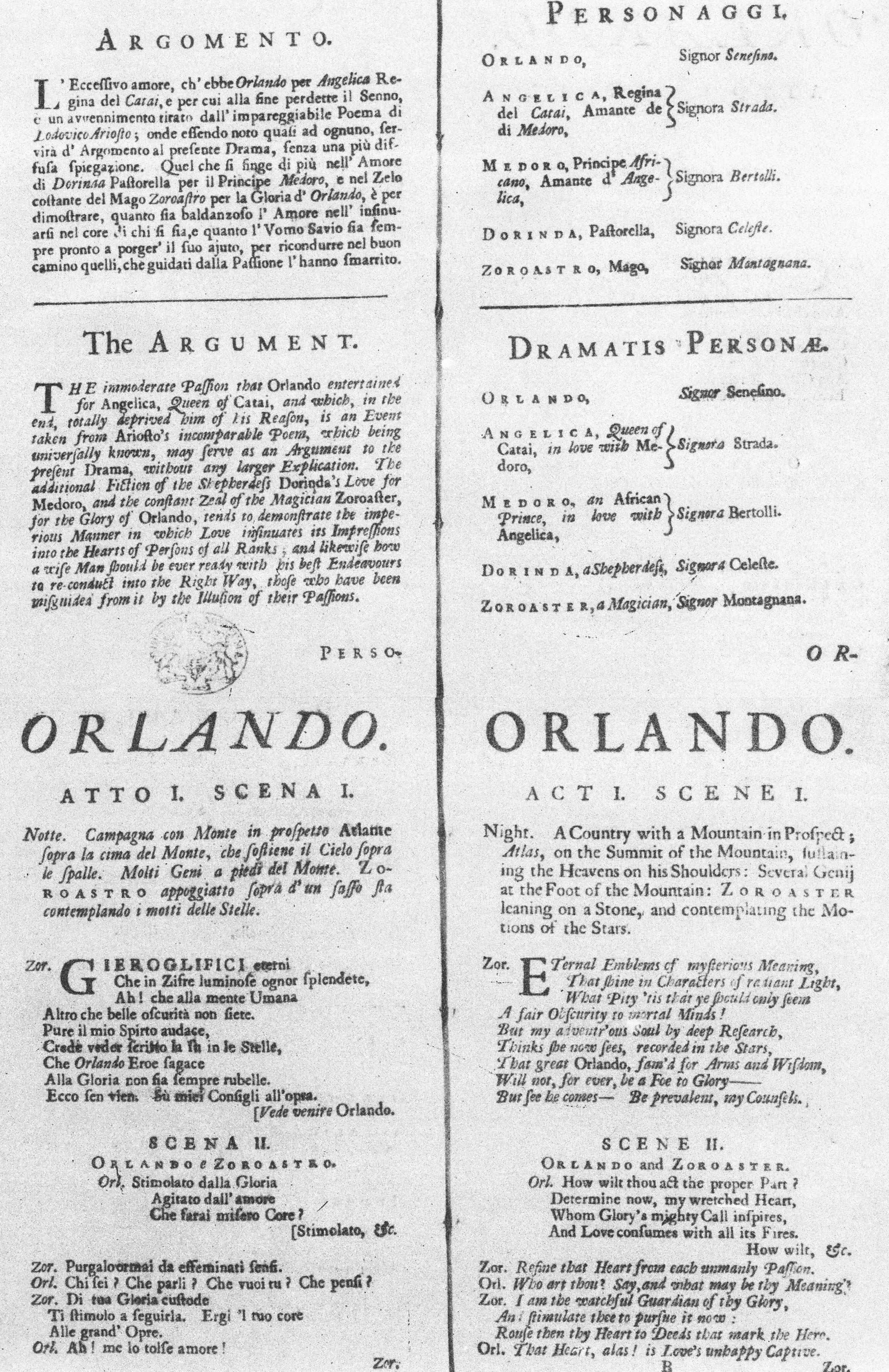 Orlando (Händel) - Wikiwand