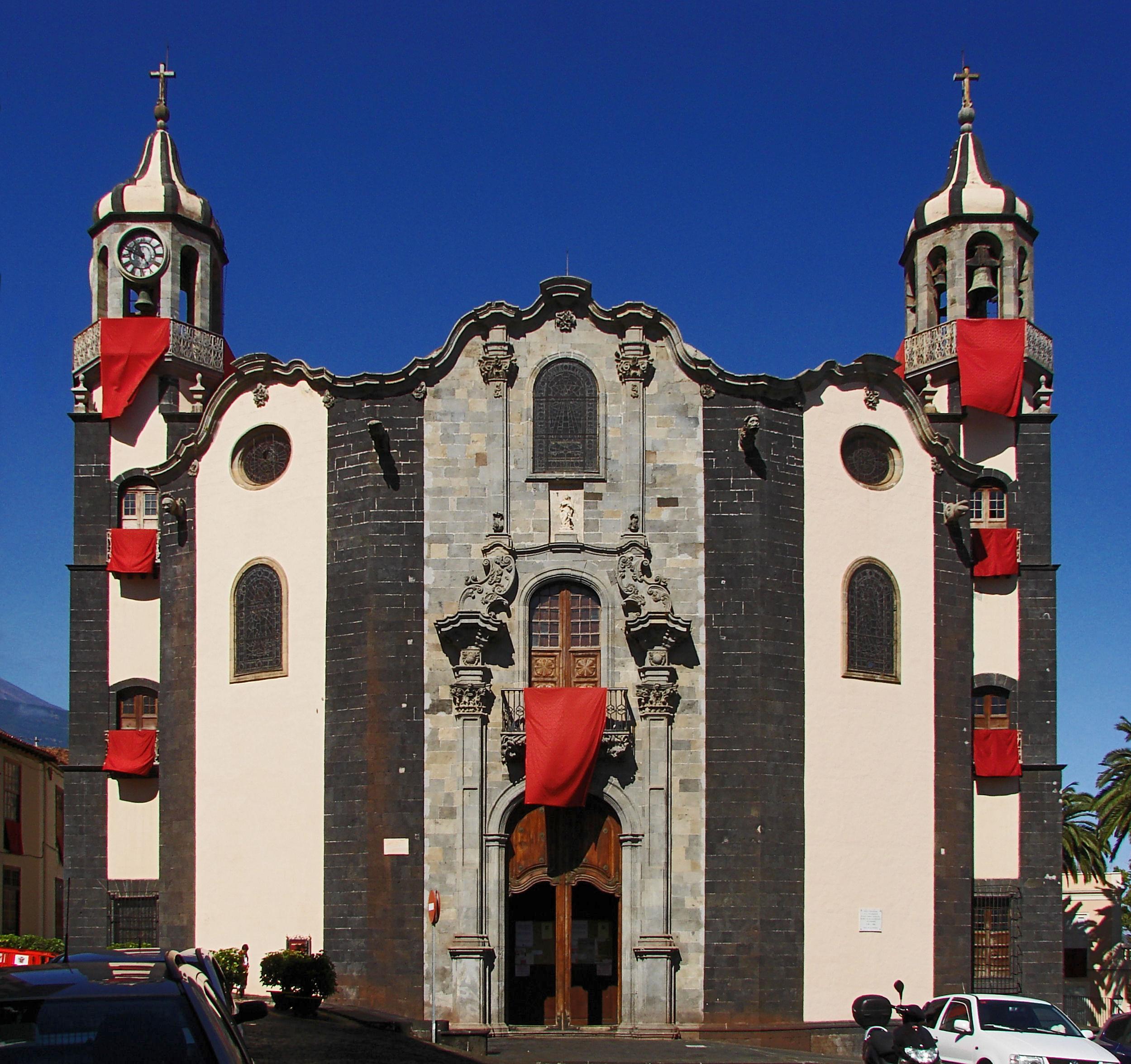 Iglesia de La Concepción di La Orotava - Wikipedia