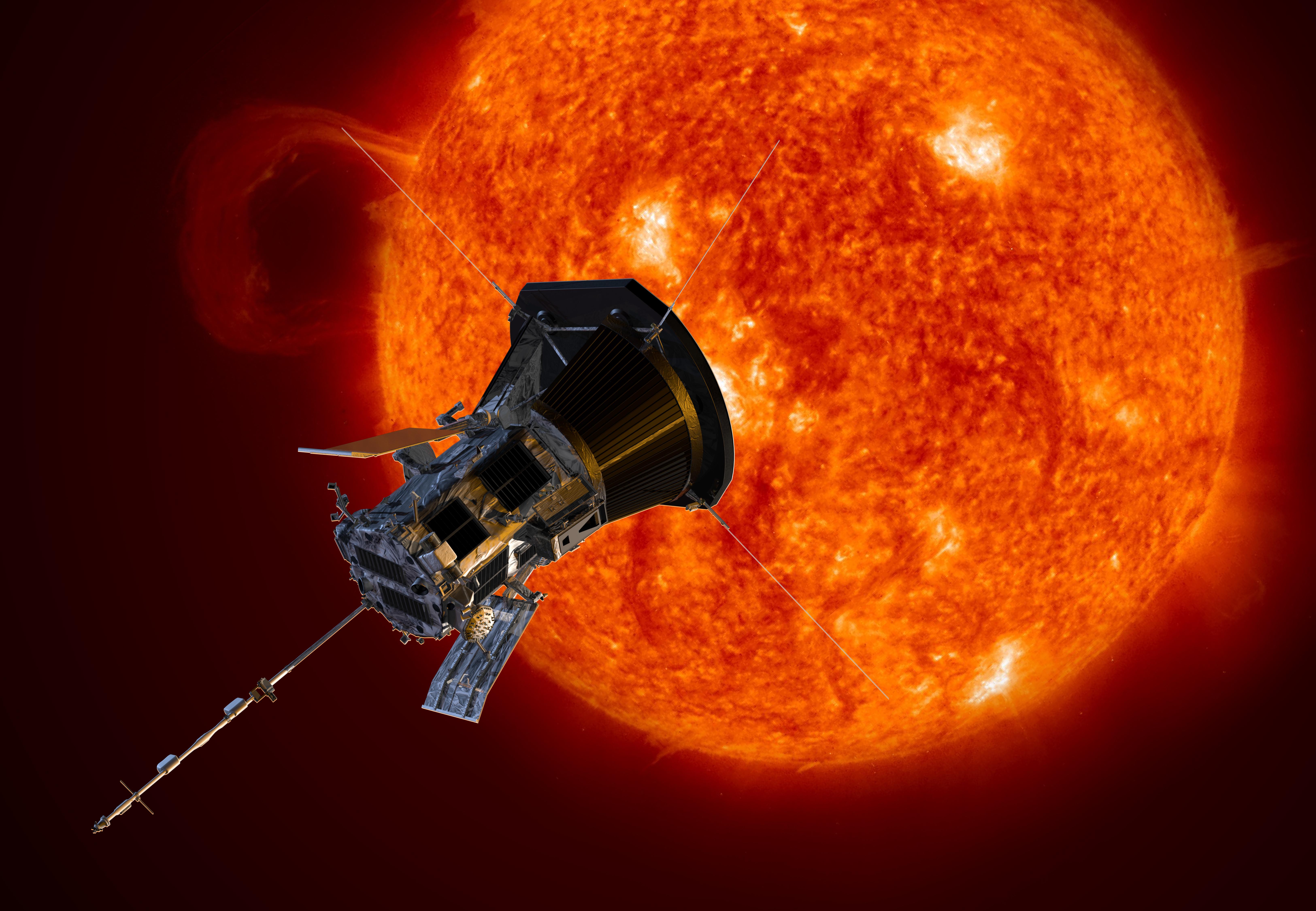Parker Solar Probe - Wikipedia