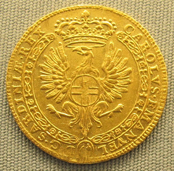 Livre sarde wikip dia - Sol en piece de monnaie ...