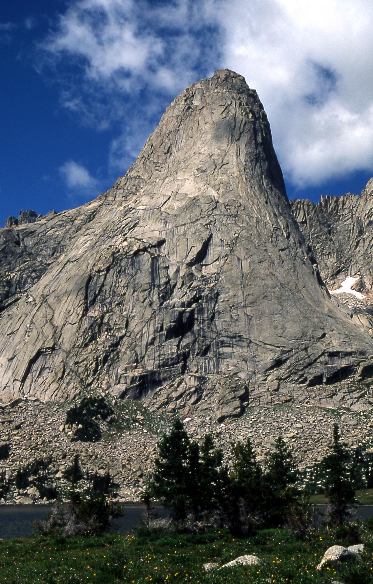 U S Lizard Pingora Peak - Wikiped...