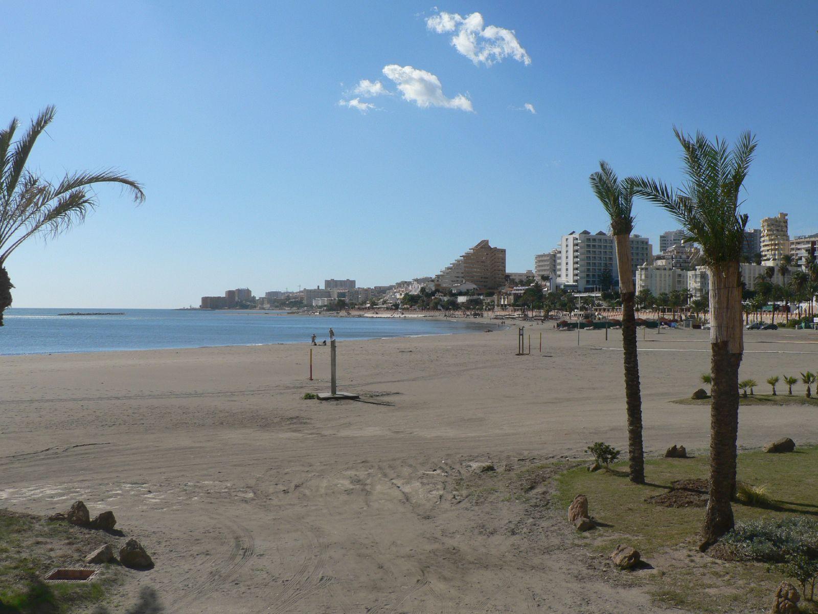 File playa de benalm wikimedia commons - Fotos de benalmadena costa ...