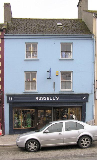 Shoe Shops Omagh