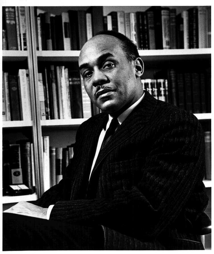 living with music by ralph ellison essay Although there is an extraordinary, gatsby-like capacity for hope exhibited in ralph ellison's work, optimism is certainly the wrong word for it forms of pop music at the same time, without the comic sense we will be left with cheerless and drab sounds, music that turns the living soul into stone and causes.