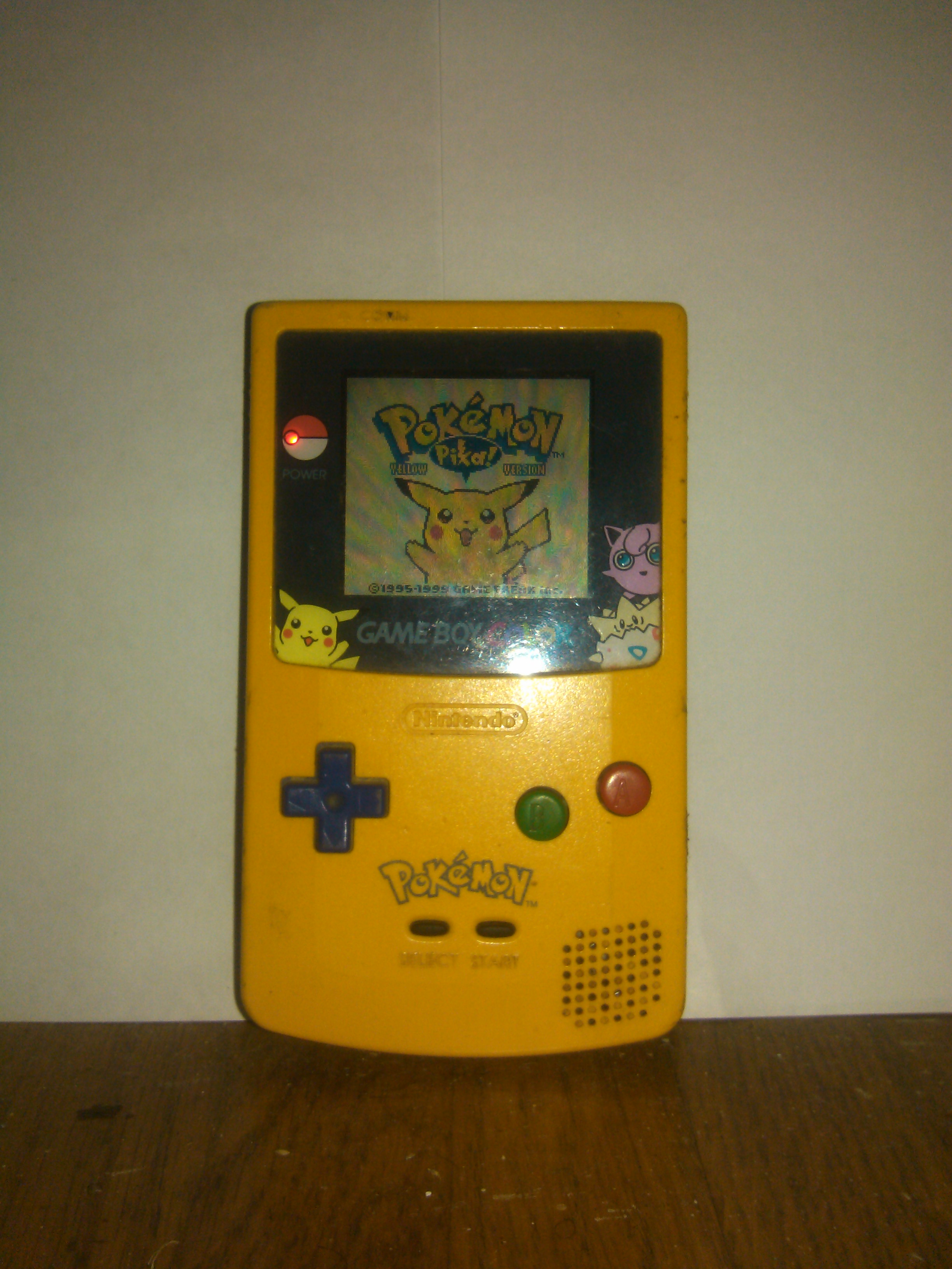 Game boy color quanto vale - Game Boy Color A Tema Pok Mon