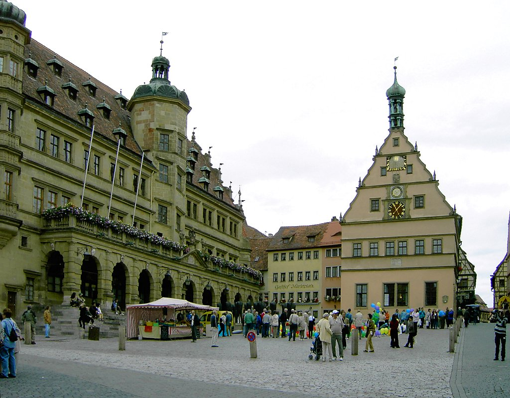 Rothenburg alemania solforo - Rothenburg ob der tauber alemania ...