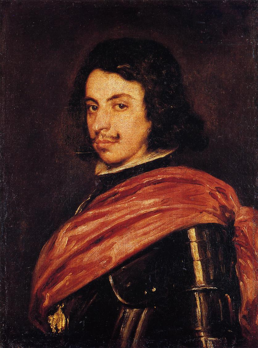 File:Retrato de Francisco II de Este, by Diego Velázquez ...
