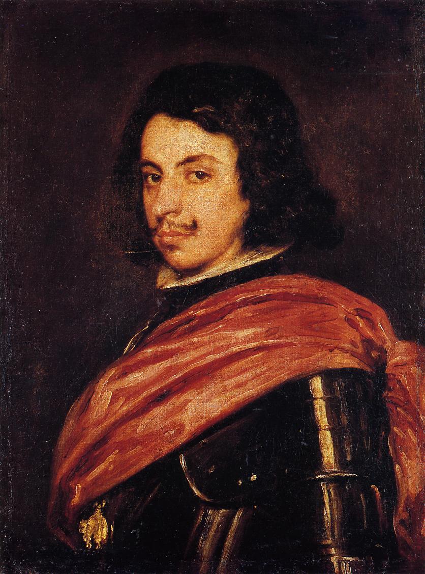 File:Retrato de Francisco II de Este, by Diego Velázquez ...
