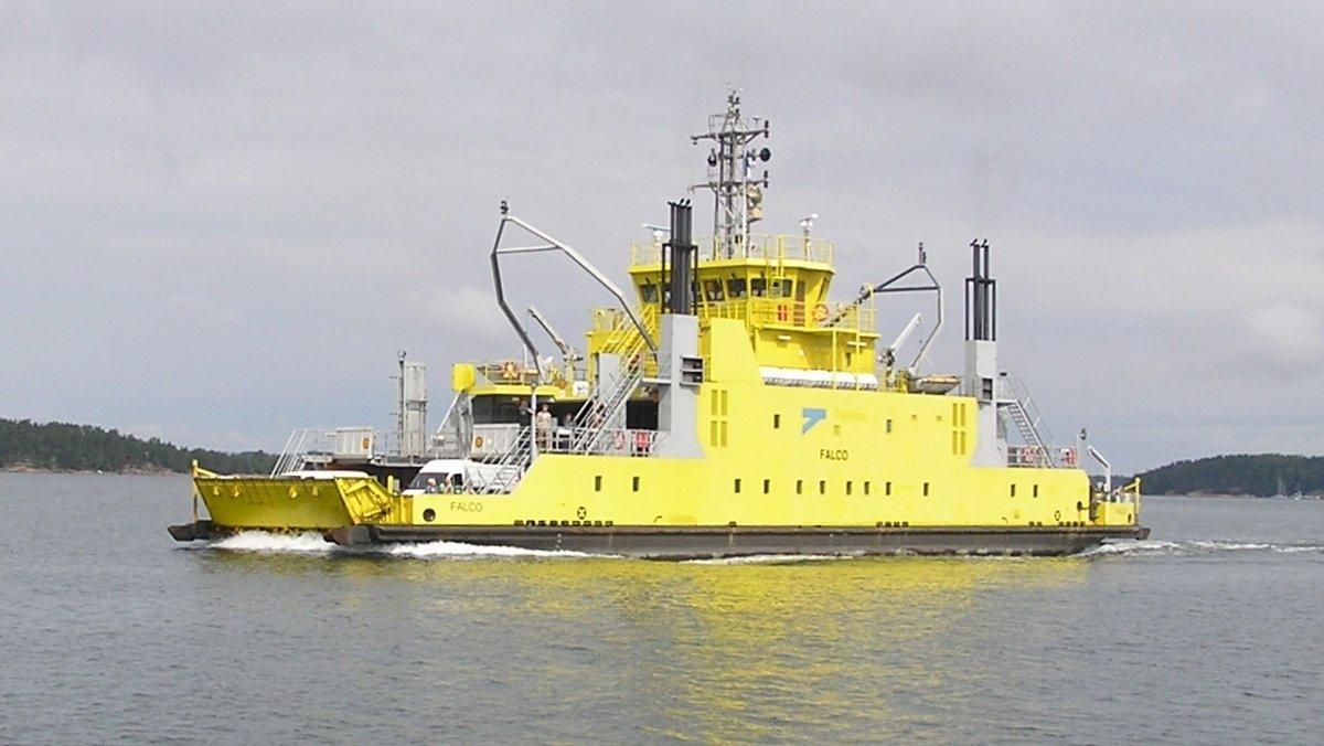 Lautta Nauvo