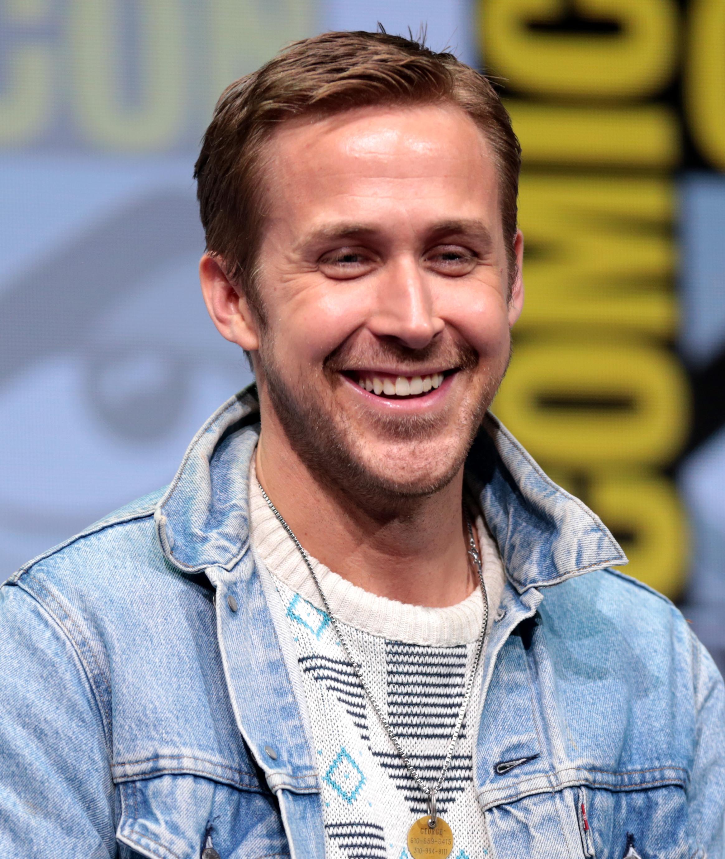 Resultado de imagen de Ryan Gosling