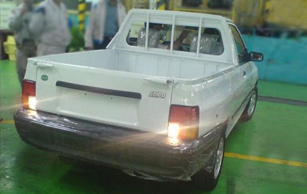 Saipa Pick-up