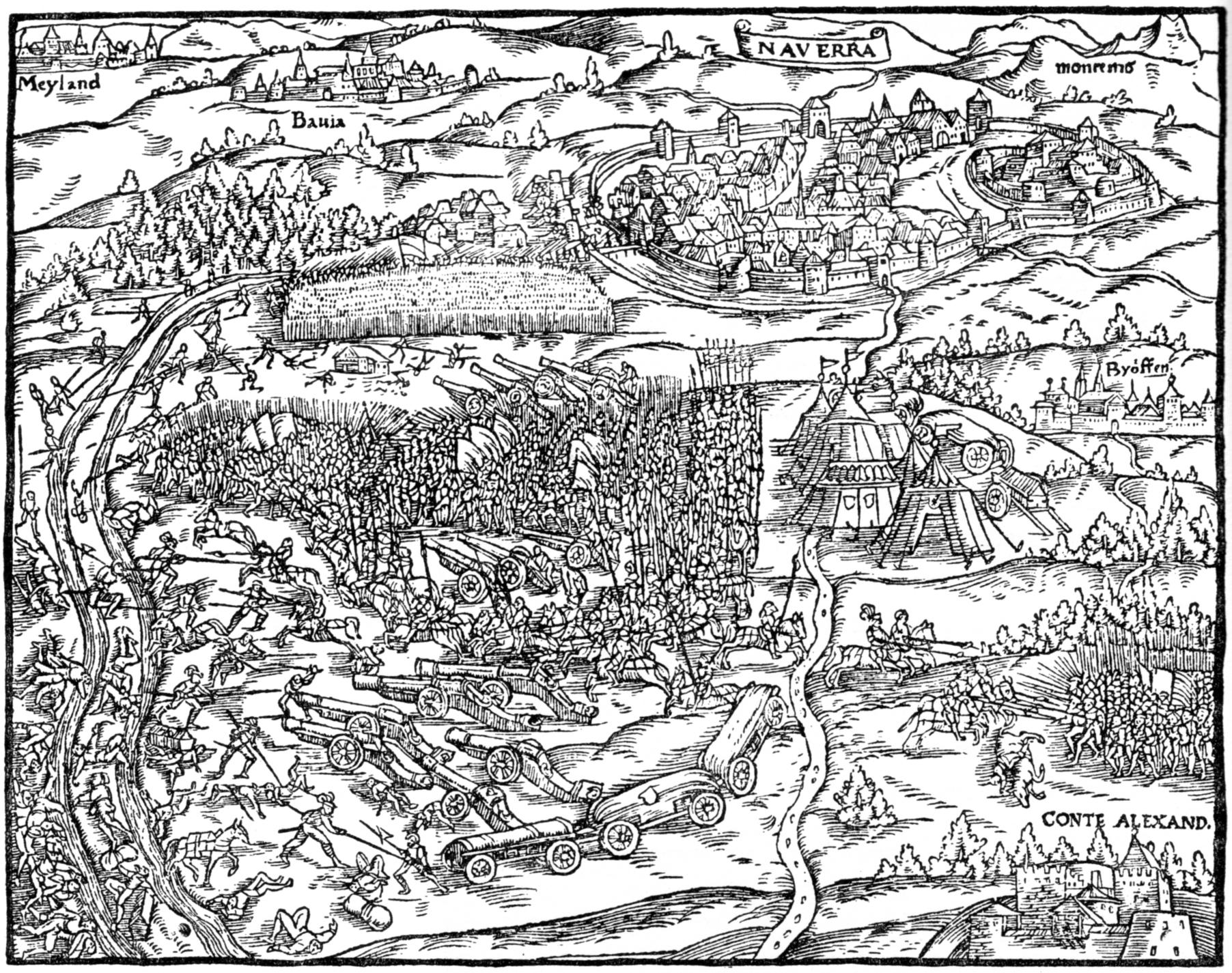 Файл:Schlacht bei Novara 1513.jpg