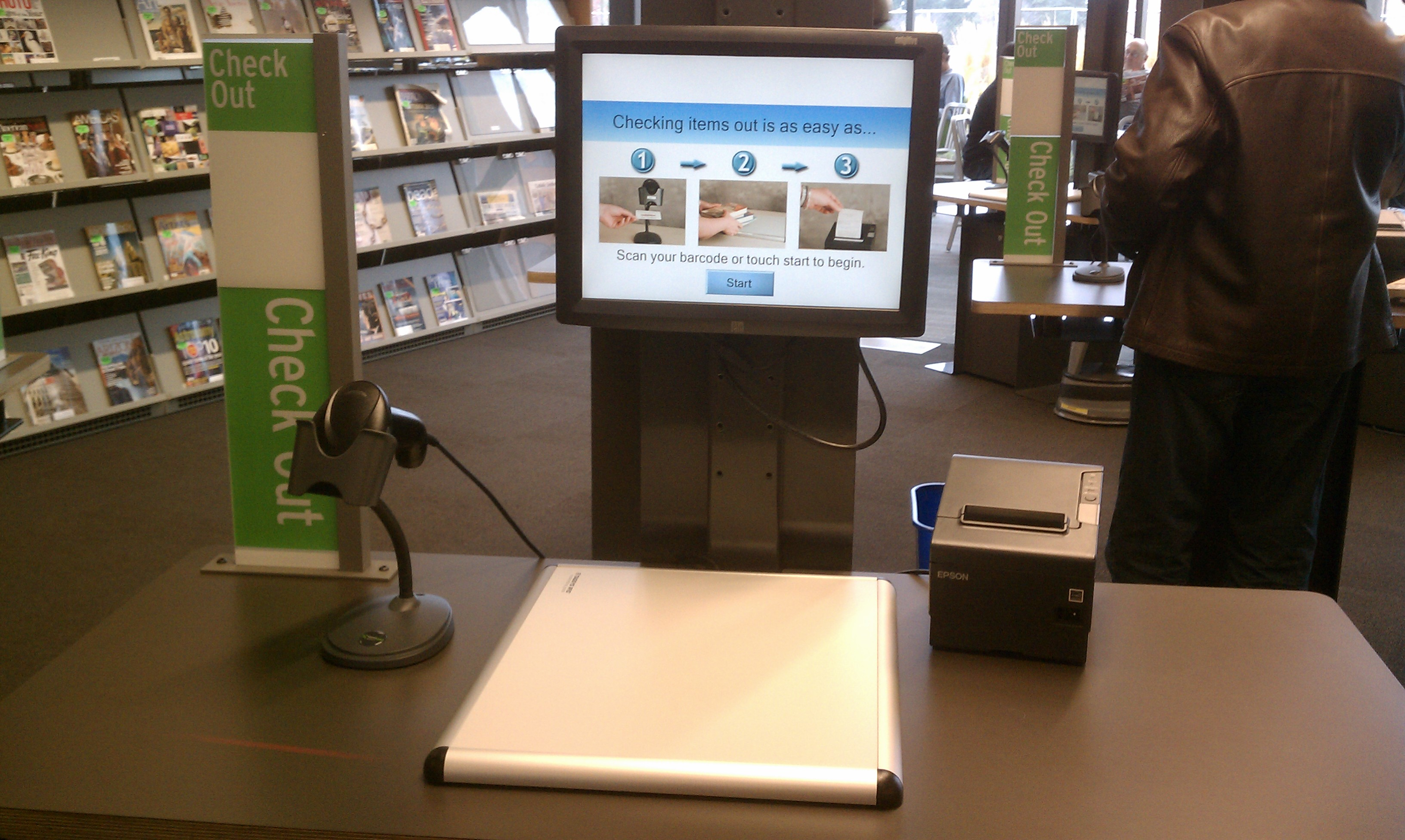 file self checkout in library jpg wikimedia commons