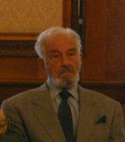 Sergiu Nicolaescu during a senate hearing in 2009.