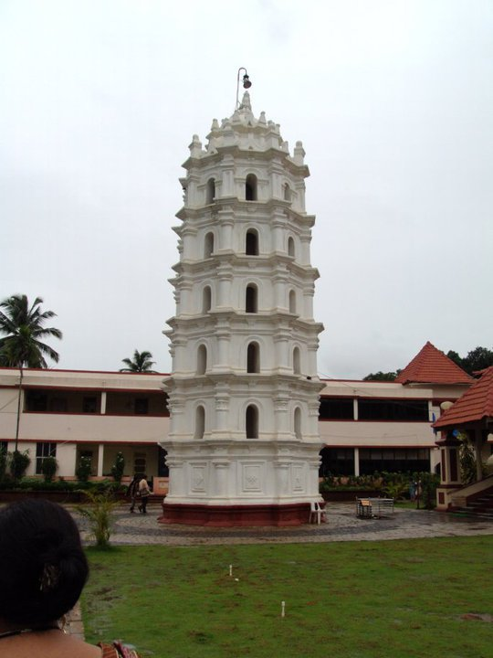 Shantadurga Temple, North Goa District, Goa.jpg