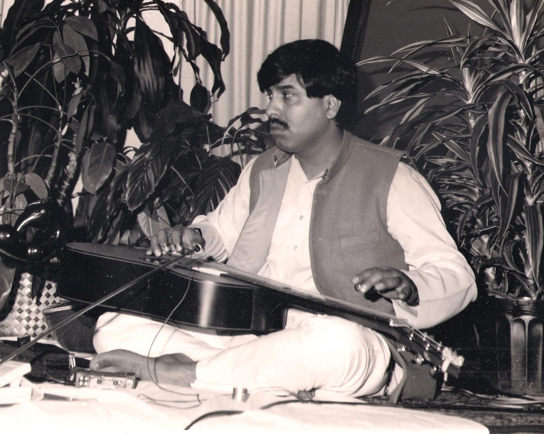 Shrikrishan Sharma