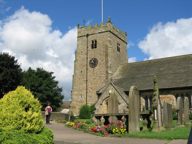 St Bartholomew Church, Chipping - geograph.org.uk - 542145