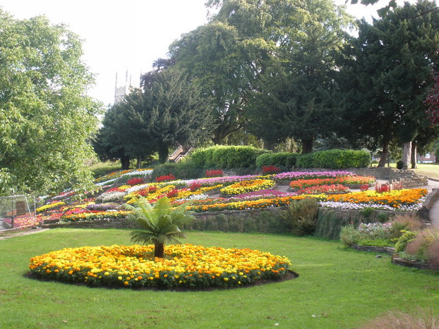Stapenhill Gardens - geograph.org.uk - 1454026