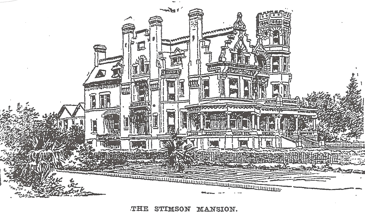 File Stimson Mansion 1896 Jpg Wikimedia Commons