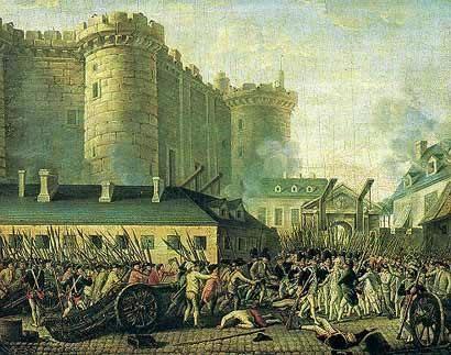 Depiction of 14 de julio