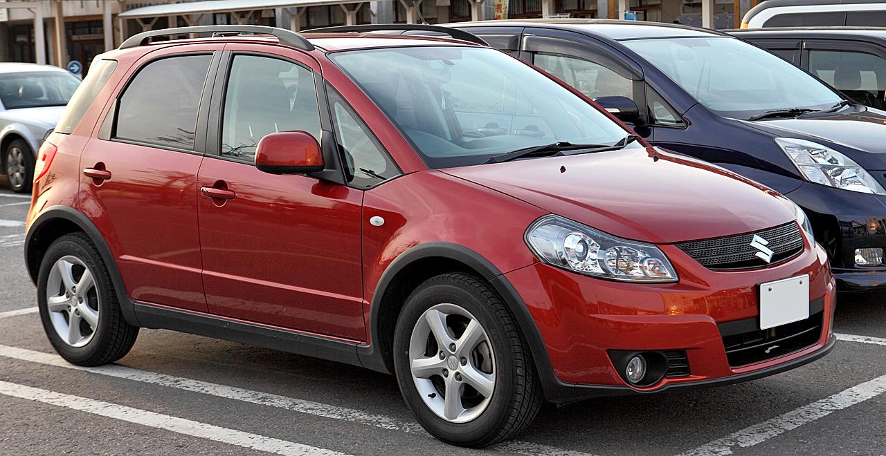Suzuki Sx Gas Cap