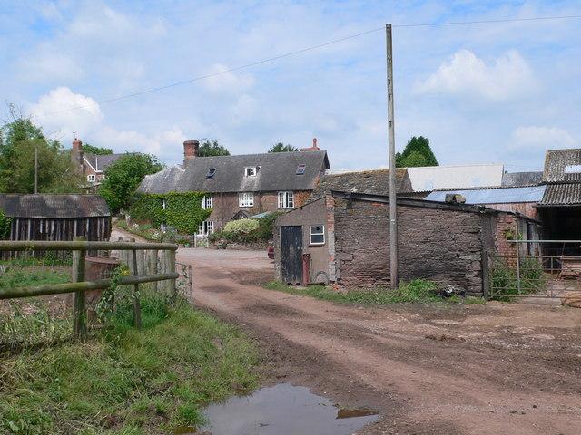File:Tan House Farm, Abbey Dore - geograph.org.uk - 835607.jpg