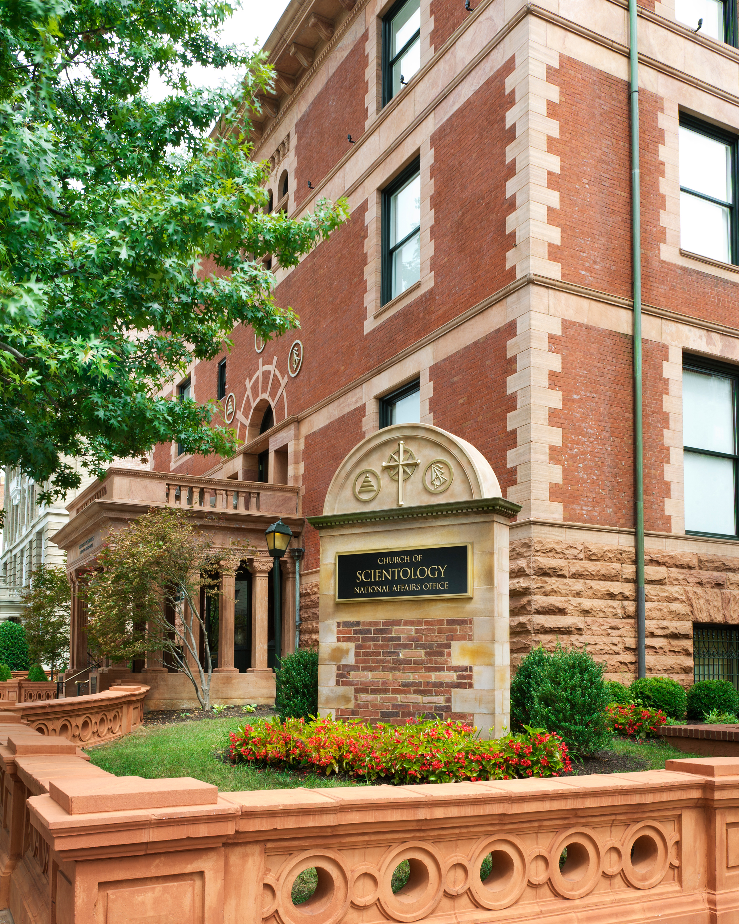 Founding Church of Scientology in Washington, D.C.