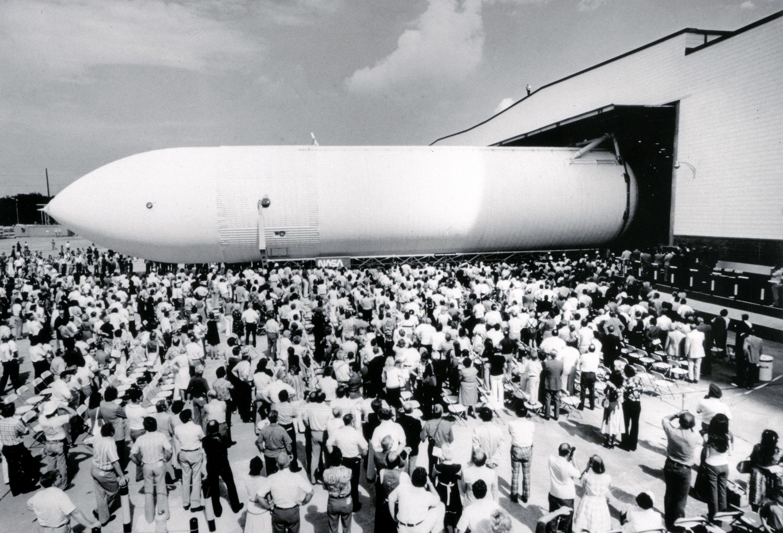 1st space shuttle flight - photo #13