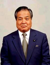 Toranosuke Katayama Japanese politician
