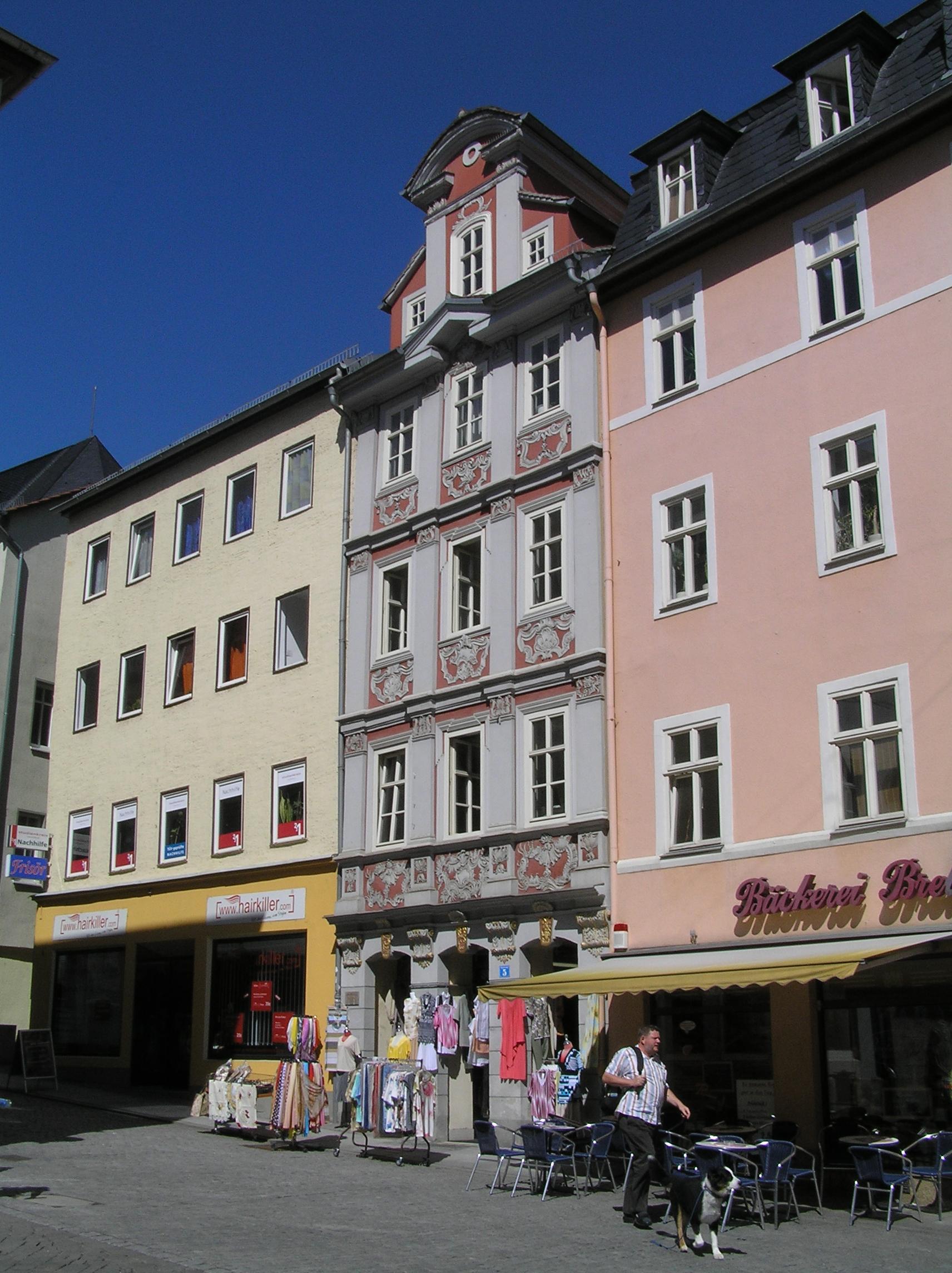 File Trebitzsches Haus Jena 2009 Jpg Wikimedia Commons