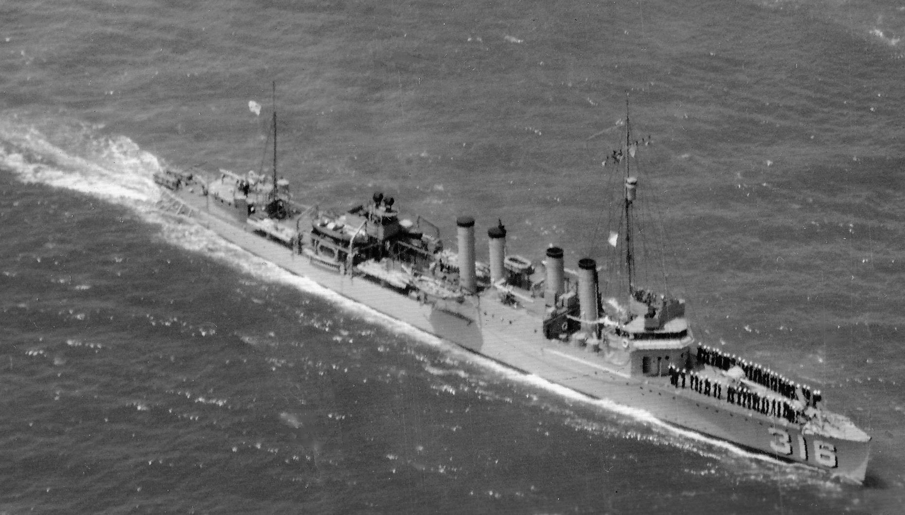 USS Sloat